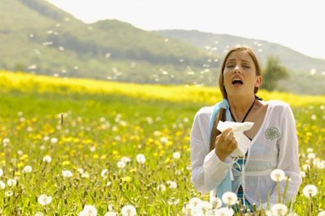 allergies saisonnieres
