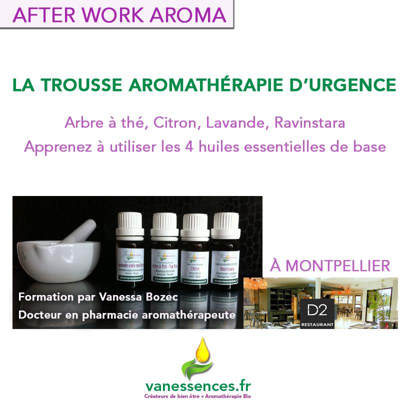 atelier formation initiation aromathérapie
