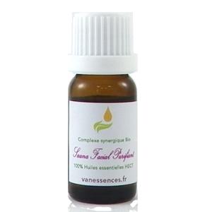 sauna facial aux huiles essentielles purifiantes