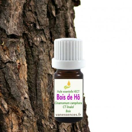Huile essentielle de Bois de Hô hect 100% pure et naturelle